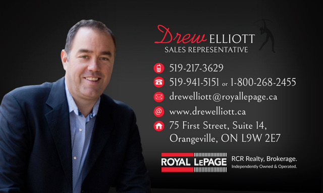 Drew Elliott - Royal LePage